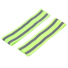 Ultralight Safety Reflective Sport Arm Band Armband For Night Running - Intl By Crystalawaking.