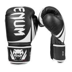Sale Venum Challenger 2 Boxing Gloves Black 12Oz Venum Branded