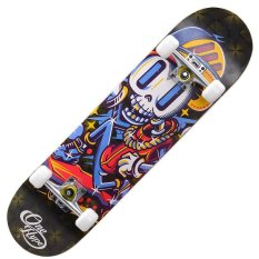 Compare Prices For Victory Skateboards Four Wheel Slide Children *d*lt Long Board Outdoor Recreation Unisex Intl