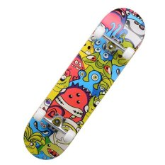 Buy Victory Skateboards Four Wheel Slide Children *D*Lt Long Board Outdoor Recreation Unisex Intl China