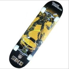 Where Can You Buy Victory Skateboards Four Wheel Slide Children *d*lt Long Board Outdoor Recreation Unisex(Transformers) Intl