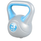 Vinyl Kettlebell 3Kg Reviews