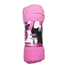 W17 Sport Towel Pink 1 Piece By Watsons.