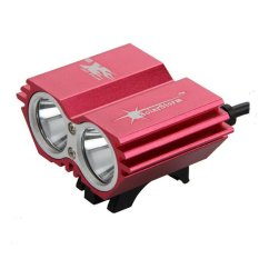 Waterproof 5000 Lumen 2X Cree Xml U2 Led Cycling Bicycle Bike Light Lamp Headlight Headlamp Not Specified Discount