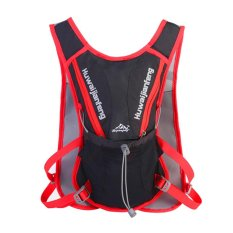 Waterproof Mtb Cycling Climbing Backpack(red) - Intl By Crystalawaking.
