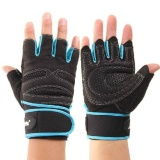 Weight Lifting Training Fitness Workout Wrist Wrap Exercise Gloves Bu L Intl On China