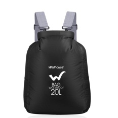 Deals For Wellhouse Wh 021 Waterproof Dry Bag Roll Top Dry Bag Sack Swimming Camping Kayaking Storage Bag 20L Intl