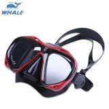 Whale Professional Scuba Myopia Hyperopia Swimming Diving Mask Goggle Intl For Sale