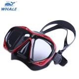 Best Buy Whale Professional Scuba Myopia Hyperopia Swimming Diving Mask Goggle Intl
