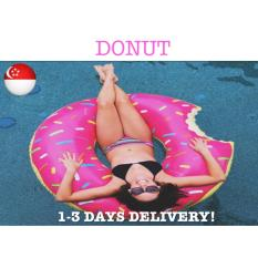Wholesale Price Pink Donut Swimming Float Giant Float Sale