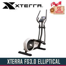 Xterra Elliptical Fs3.0 By Singapore Fitness.