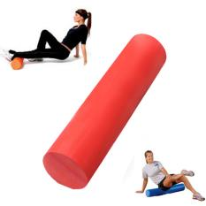 Yoga Gym Physio Pilates Exercise Fitness Foam Roller Massage Smooth Surface Eva Export Sale