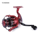 Yumoshi 13 1Bb Full Metal Fishing Spinning Reel With Exchangeable Handle Xf4000 Intl Deal