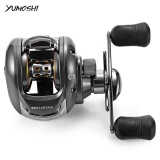Buy Yumoshi 6 2 1 12 1 Ball Bearing Left Right Hand Bait Fishing Baitcasting Reel Right Intl Yumoshi Original