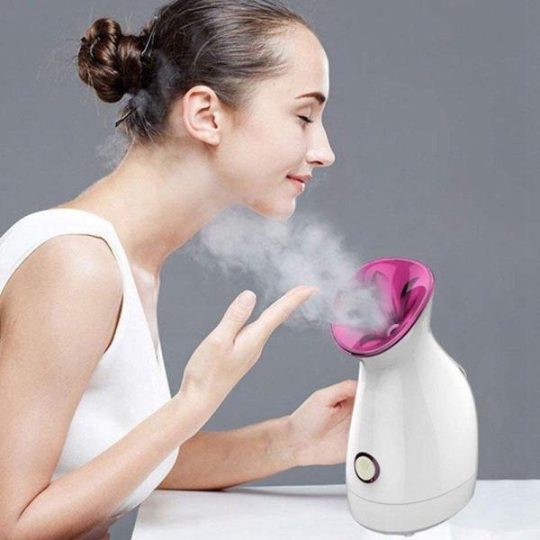 Buy Nano Ionic Facial Steamer Warm Mist Moisturizing Singapore