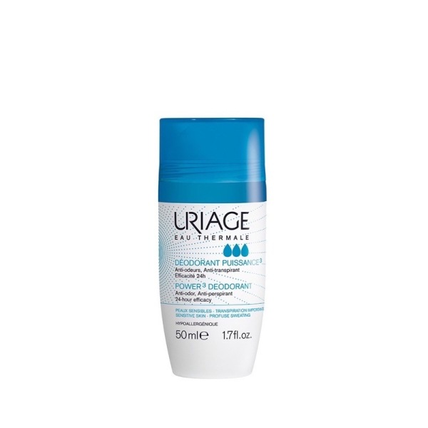 Buy URIAGE Power 3 Roll-On Deodorant 50ml Singapore