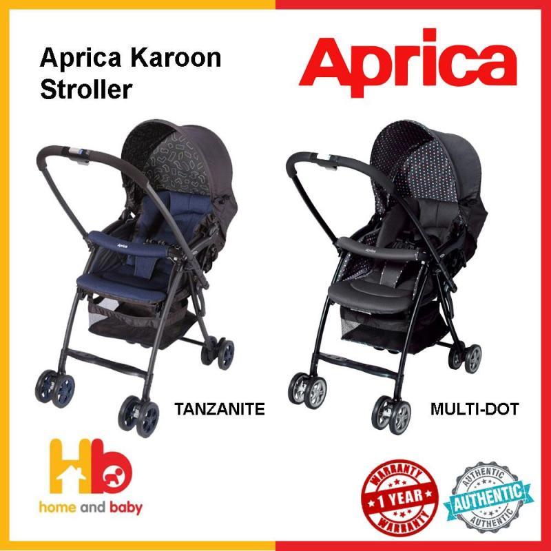 Aprica Karoon Baby Stroller Singapore