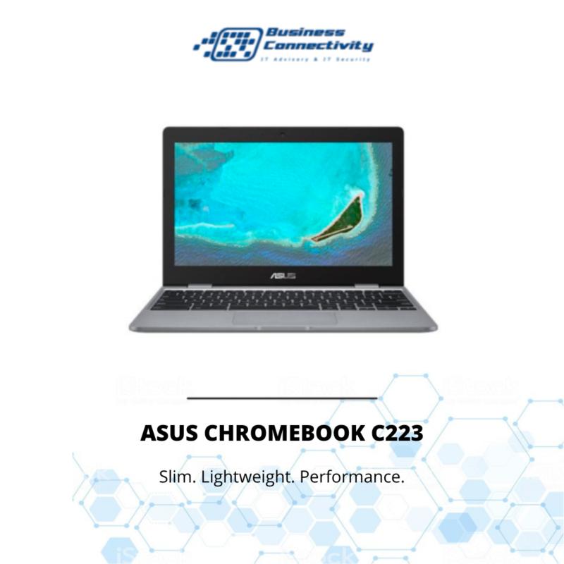 ASUS Chromebook C223 Ultra-Slim Compact Laptop Intel® Celeron® / 4GB / 32GB eMMC