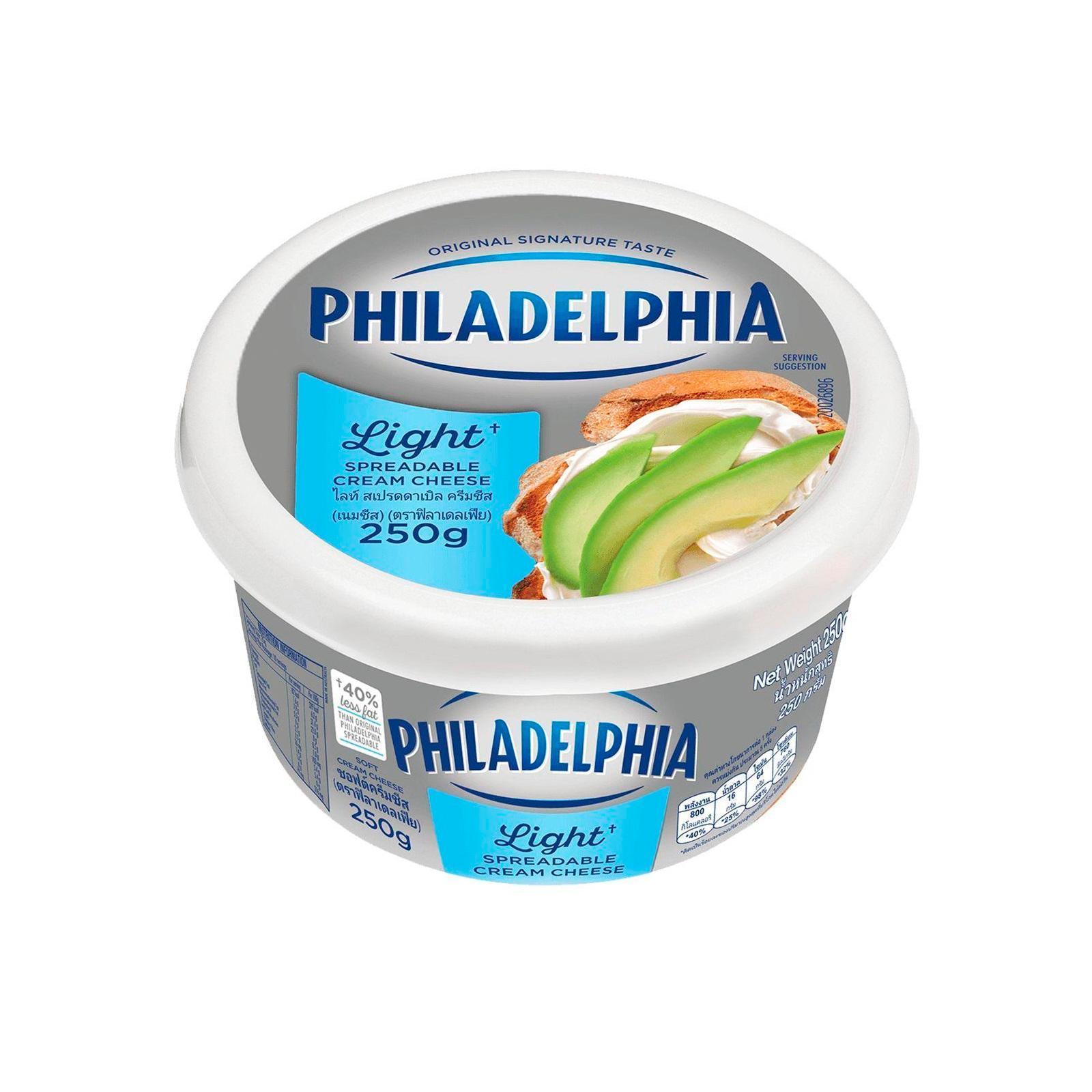 KRAFT Philadelphia Cream Cheese Spreadable 250g