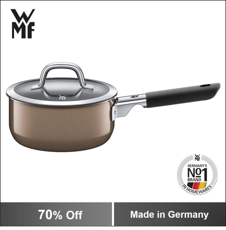 WMF Fusiontec 16cm Saucepan Dark Brass Singapore