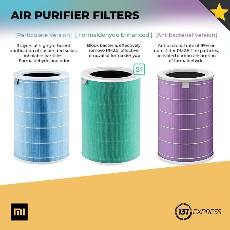 Xiaomi Mijia Air Purifier Filter [Standard / Formaldehyde Removal / Anti-bacteria] Singapore