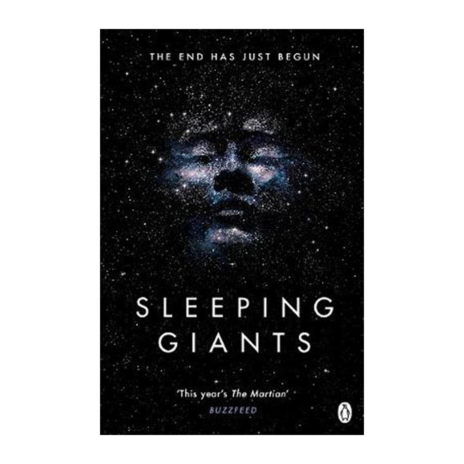 Sleeping Giants: Themis Files Book 1 (Paperback)