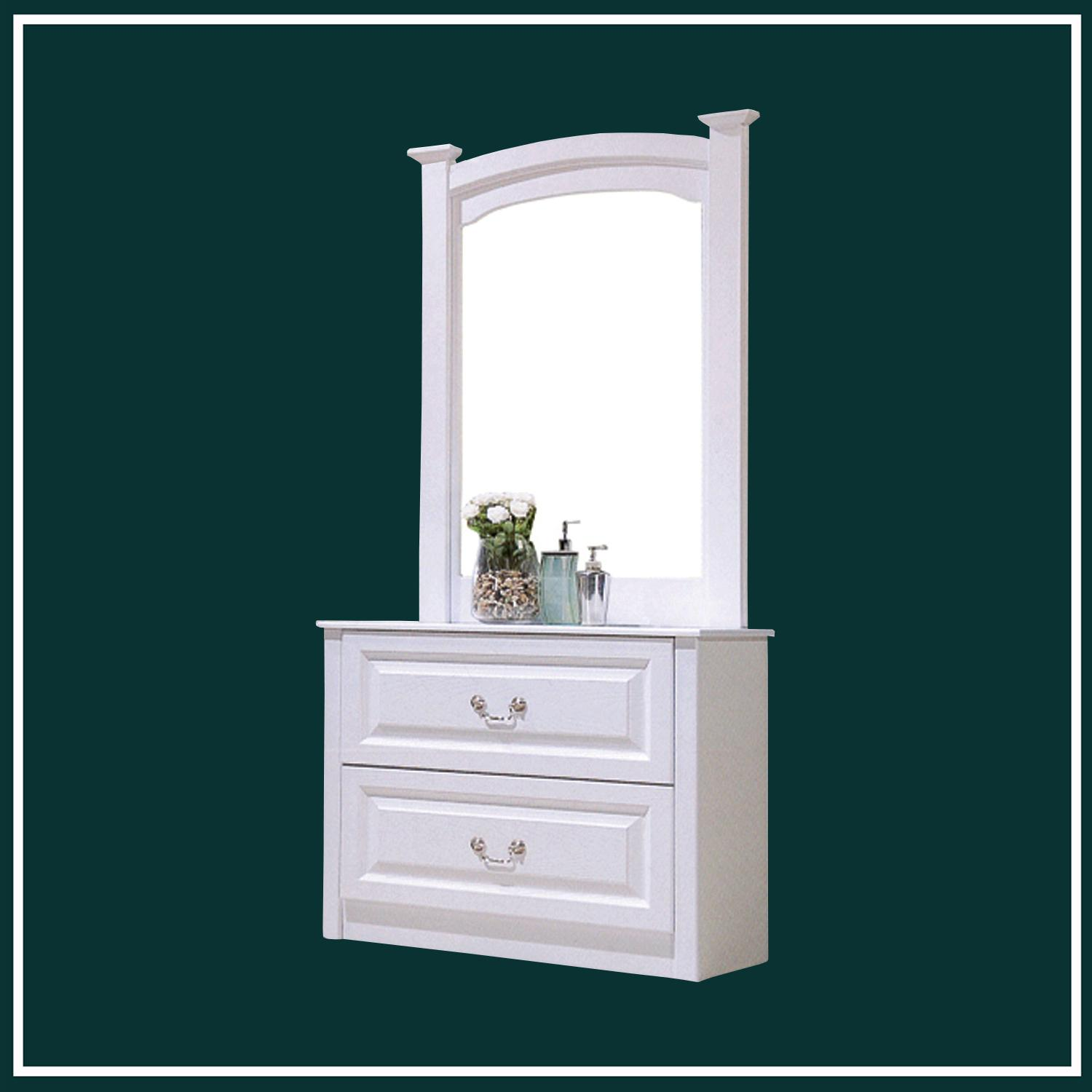 LIVING MALL_Felix Dressing Table_FREE DELIVERY