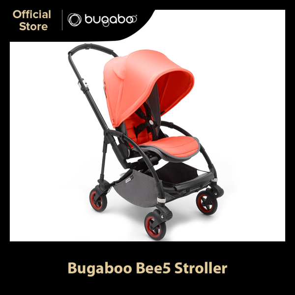 Bugaboo Bee 5 Coral Collection Limited Edition Singapore