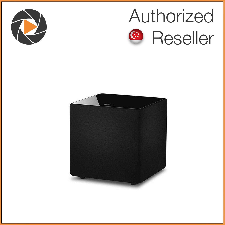 Jl Audio Dominiontm D108 Black Ash Powered Subwoofer Wireless