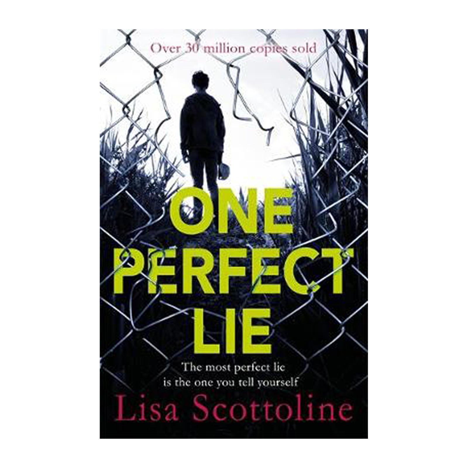 One Perfect Lie (Paperback)