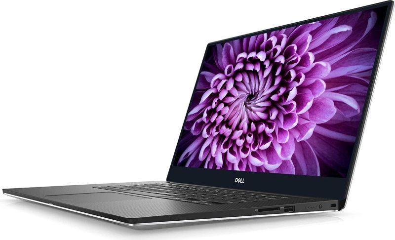 2019 Dell XPS 15 7590 Laptop 15.6 Intel i7-9750H NVIDIA GTX 1650 512GB SSD 16GB RAM 4K UHD Non Touch (3840 x 2160) 400-Nits Windows 10 PRO