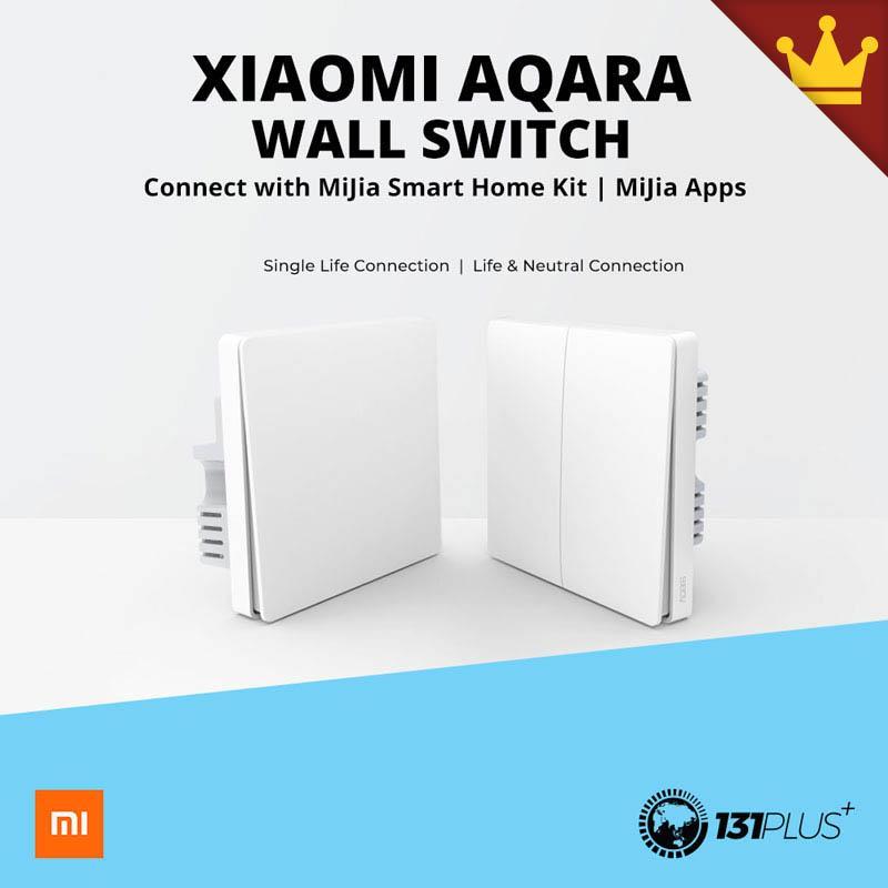 Xiaomi Aqara Wall Switch