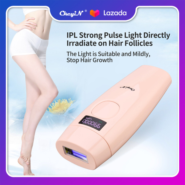 Buy Ckeyin 990,000 Flashes IPL Permanent Hair Removal Device, Professional Laser Hair Epilator, Painless Hair Remover and Skin Rejuvenation Beauty Device MT097 Singapore