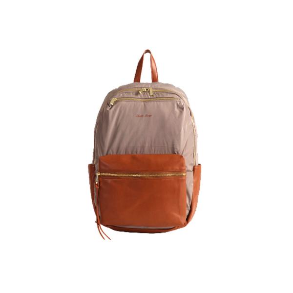 Legato Largo Nylon Backpack with 10 Pockets(LH-B2371)
