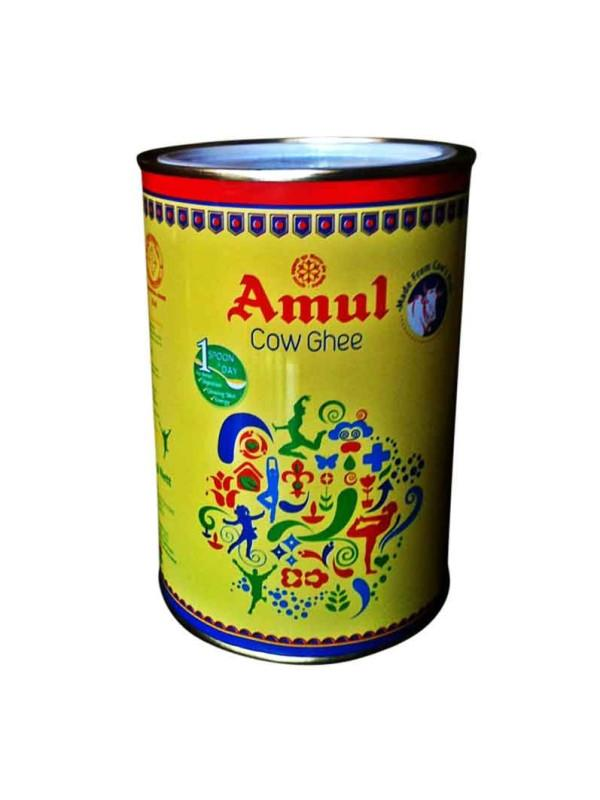 Amul - Pure Cow Ghee - 1 Ltr (charges Includes Shipping Fee) By Best Buy Mini Mart.