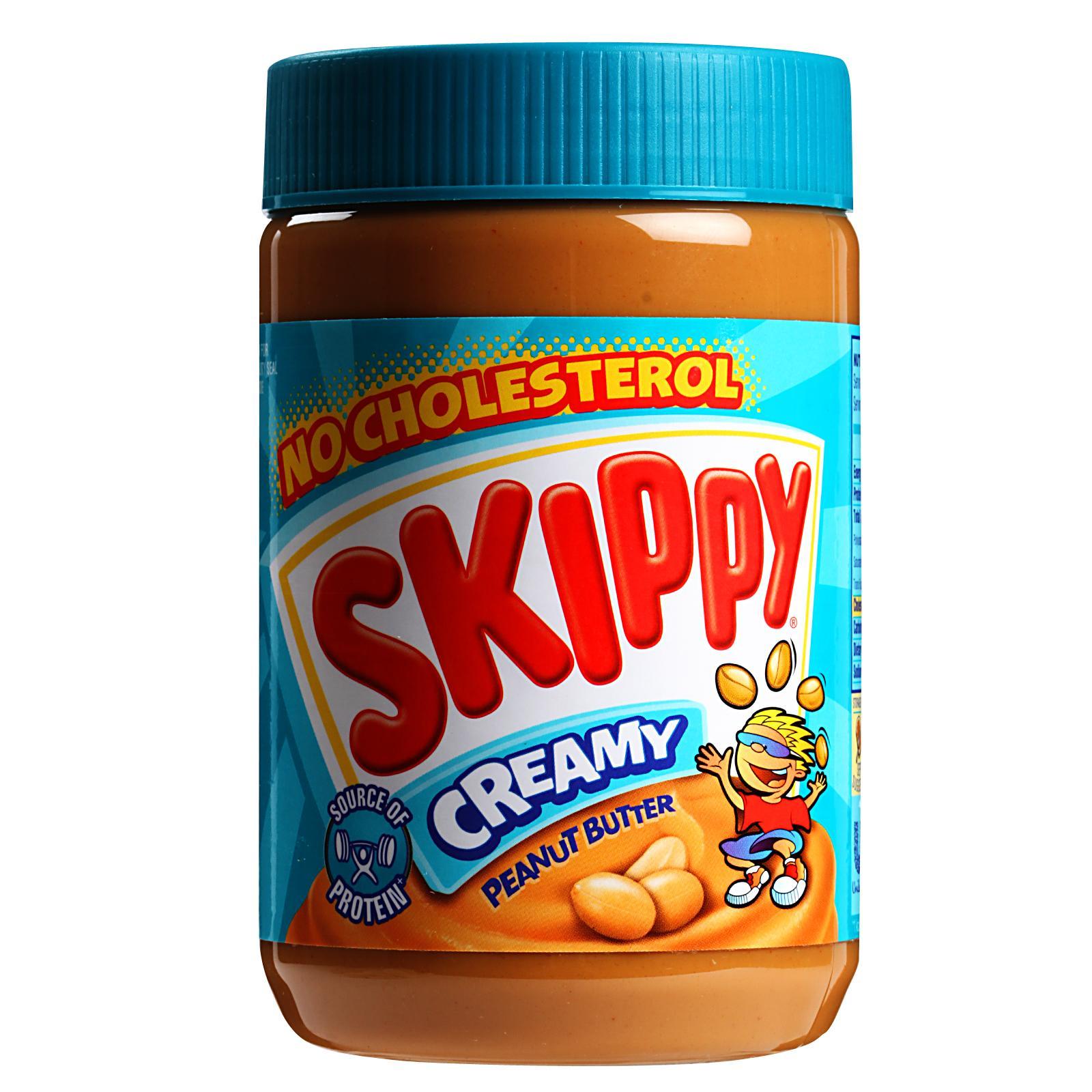 Skippy Creamy Peanut Butter Spread