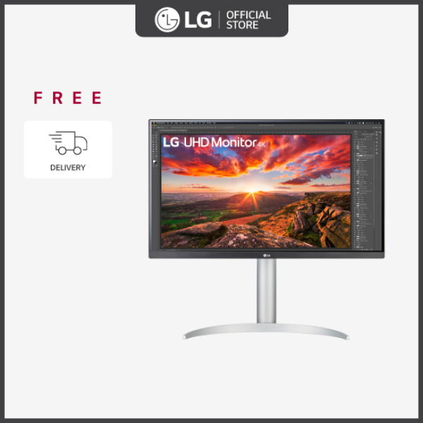 LG 27UP850 27 Inch UHD 4K Monitor + Free Delivery