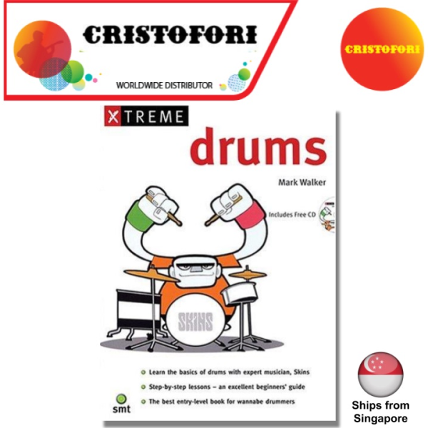 Xtreme Drums (Book with CD)