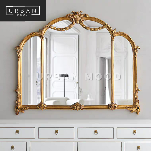 [Pre-Order] TARTE Victorian Tri Fold Wall Mirror