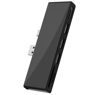 for Surface Pro USB Hub Docking Station,6-In-1 USB 3.0 Hub Adapter with 4K DP Displayport,3 USB3.0 Ports (5Gps) thumbnail