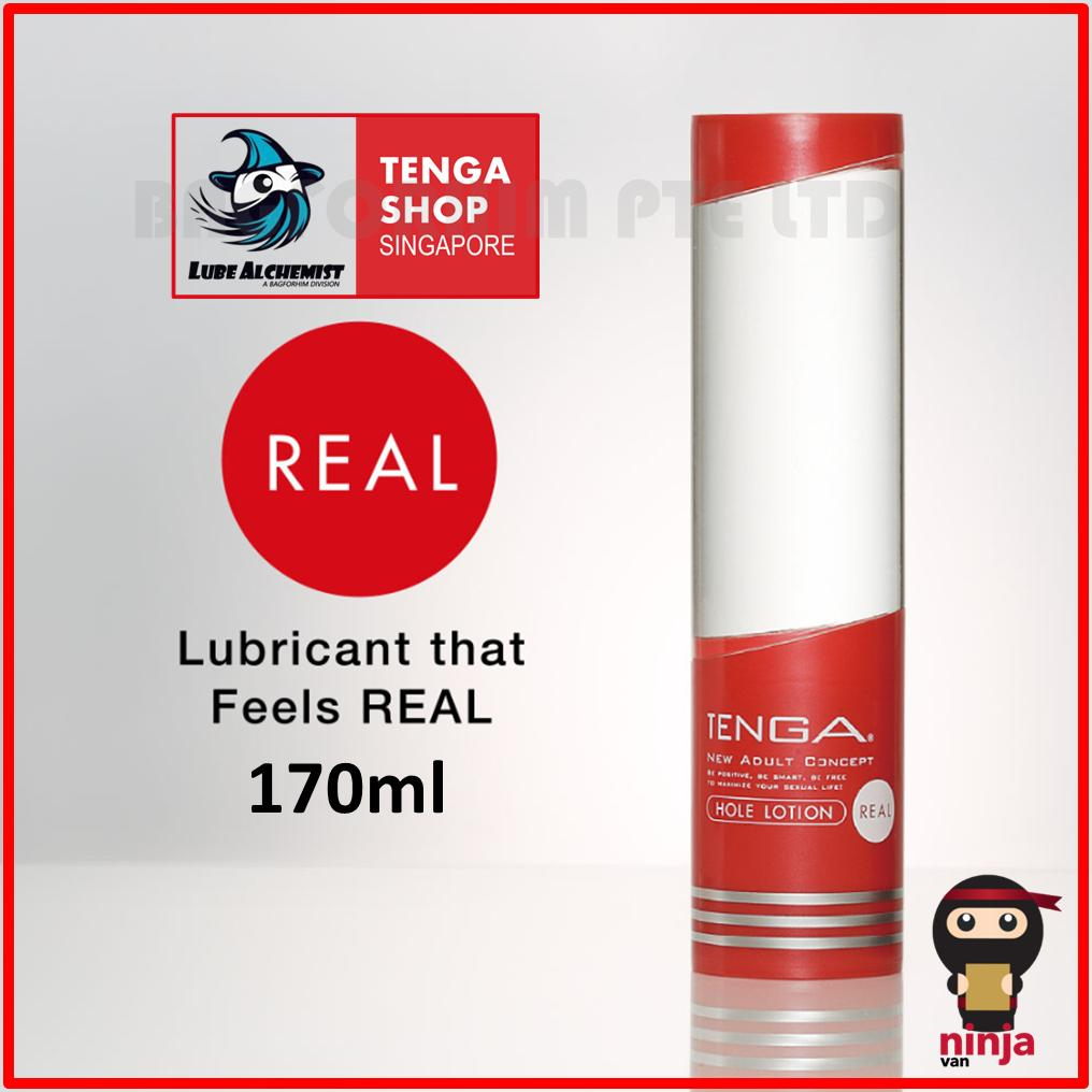 Tenga Hole Lotion Lubricant Red 170ml Lubealchemist Adult Sex Toys By Ydc Corporation Pte Ltd.