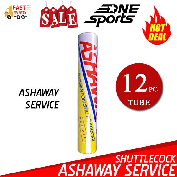 Ashaway Shuttlecock Service By One Sports.