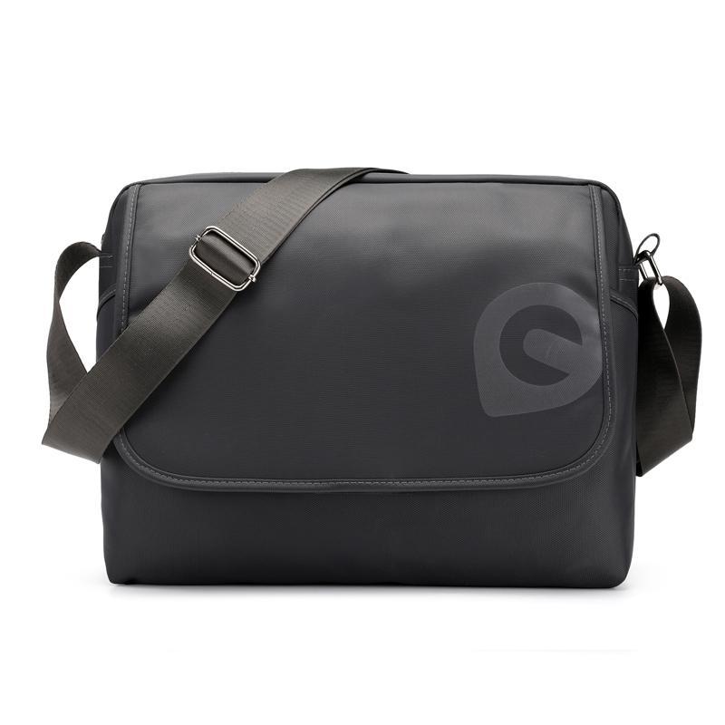 Fashion Man Package Shoulder Bag Simple Mens Messenger Bag Large Capacity Computer Bag Travel Bag Briefcase Mens Bag Package Large Bag