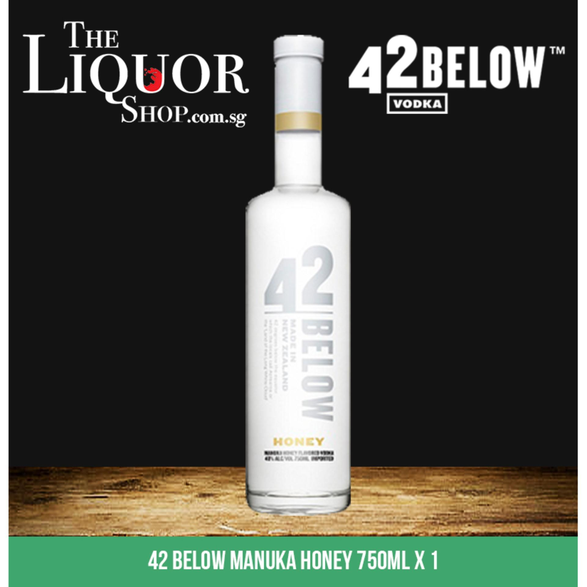 42 Below Manuka Honey 750ml X 1 By The Liquor Shop.