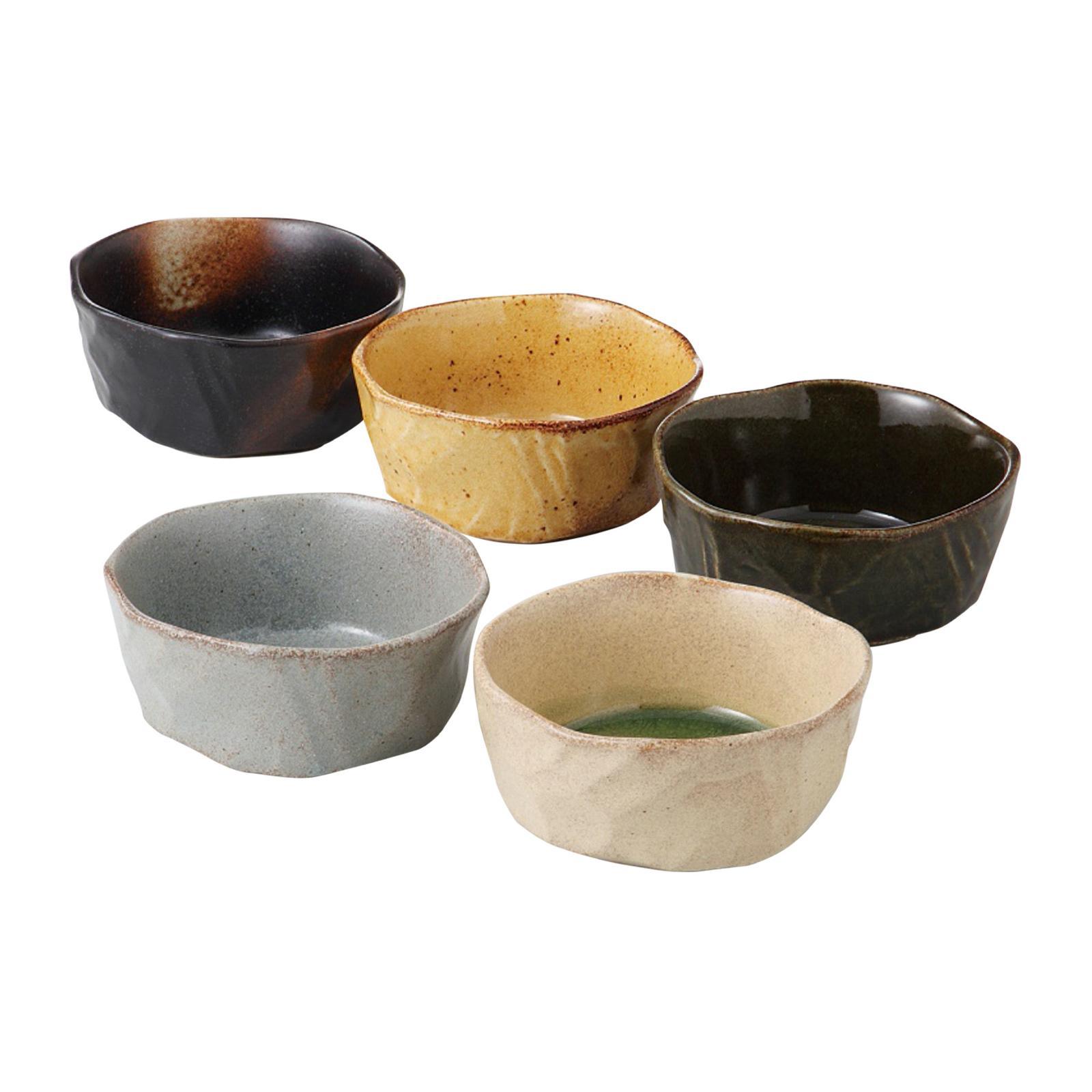 Tsuru 92 - 56 - 43 5 PCS Pickle Bowl Set