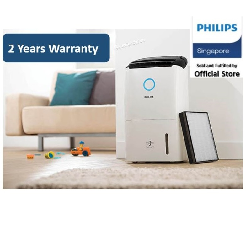 Philips DE5205 Series 5000 2-in 1 Air Dehumidifier & Purifier (DE5205/30) Singapore