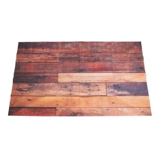 3x5ft Vintage Retro Wood Wall Floor Studio Props Photography Backdrop thumbnail