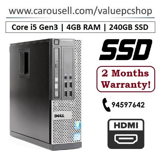 Latest Dell,ASUS DIY Desktop Products | Enjoy Huge Discounts | Lazada SG