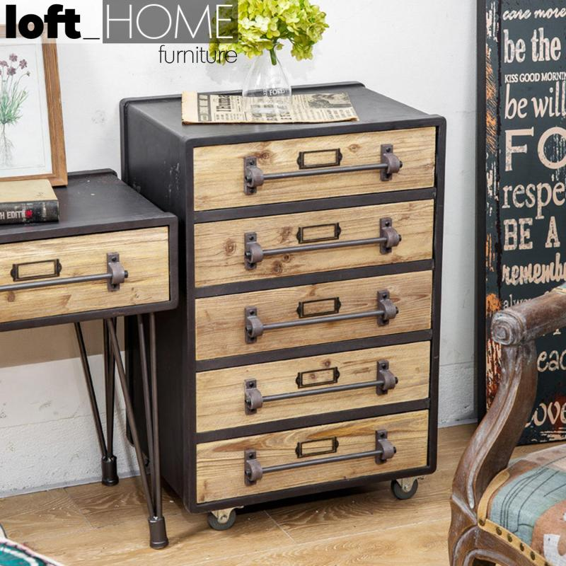 Chest of Drawer – Industrial
