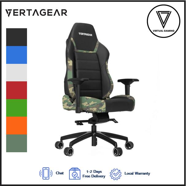 Vertagear Racing Series P-Line PL6000 Gaming Chair